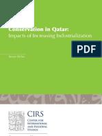 Conversation in Qatar