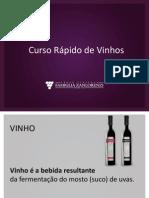Curso Rápido de Vinhos