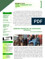 Informativo Agosto 2013