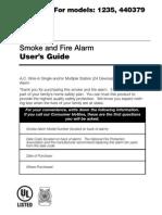 Fire Alarm Manual 1235 En