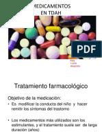 Medicamentos en Diapositivas de TDAH-OK