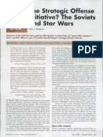 Soviets and Star Wars