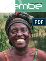 Djembe - Revista bi-anual da JOCUM África