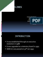 SEBI Guidelines2003