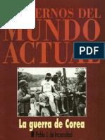 Cuadernos del Mundo Actual. Historia 16, nº 008, 1993 - La guerra de Corea