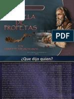 Escuela de Profetas