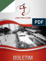 Informativo Leme Tênis Clube - Jun/Jul 2013