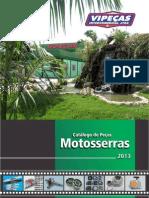 Catalogo Motosserras 2013