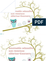 Portafolio de diagnostico.  Innovación educativa con recursos abiertos-Coursera