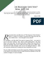 Romans 4 -Rom. 2:17-3:8