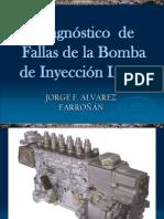 Curso de Diagnostico de Fallas en Bomba de Inyeccion Lineal