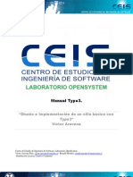 Manual TYPO3