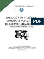 2 - PROYECTO FINAL DE CARRERA - INYECCIÓN DE HIDRÓGENO COMO POTENCIAL MEJORA DE LOS MOTORES ACTUA