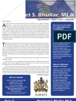 ManmeetBhullarSpring2009Newsletter