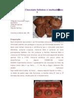 Queques de Chocolate Fofinhos e Molhadinhos