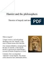 Hamlet and the Philosophers
