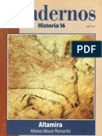 Altamira - Cuadernos Historia16