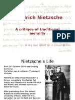 Friedrich Nietzsche Presentation