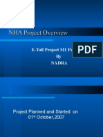 NHA Project Overview