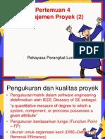 RPL 5 Manajemen Proyek (2)