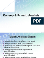 RPL 7 Konsep & Prinsip Analisis
