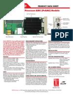 Micro TCA board MCP6792 designed by Trenton Technology