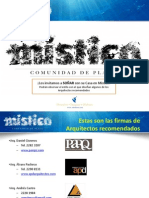 Presentación Casas Modelo - Setiembre 2013
