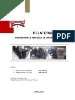 RELATÓRIO - LABORATÓRIO DE SIST. TÉRMICOS - MOTOR DIESEL - FINAL.docx