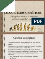 A Lgor It Mos Genetic Os