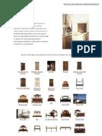 Bedroom Furniture by Drexel Heritage