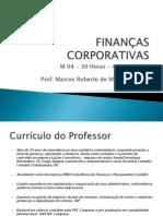Financas Corporativas v Final Agosto 2013 - Marcos R de Mori