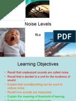 8Le - Noise Levels SLB