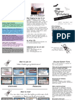 Parent Brochure Blogging