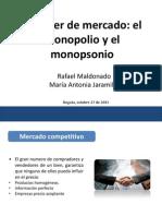 8. Monopolio y Monopsonio