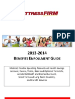Benefits Enrollment Guide 2013-2014 FINAL