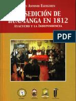 Luis Antonio Eguiguren - La Sedición de Huamanga en 1892 (Por Sergio Gamboa Vega)