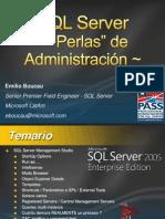 SQL Server - Herramientas de Administracion_pass_chile