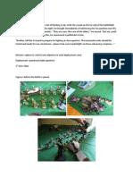 Warhammer 40k Battle Report Eldar v Tau 5th Ed 1250 pts