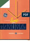 GE 1954 Lamp Catalog