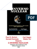 O Inverno Nuclear - Carl Sagan
