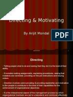 Directing & Motivation