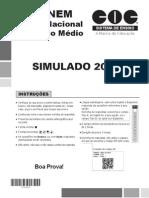 Coc Simulado 2013