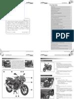 Manual y Especificaciones de Rouser Pulsar 200 Club Bajaj Argentina