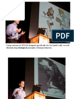 Slideshow of Joe Quirk's Sex & Biology Presentation