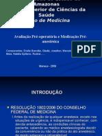 Seminario de anestesiologia
