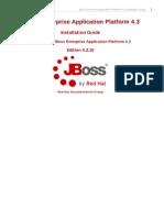 JBoss Enterprise Application Platform 4.3 Installation Guide en US