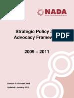 Nada Policy Framework Final