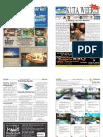 "Kuta Weekly-Edition 352 ""Bali's Premier Weekly Newspaper"""