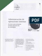Administración de Operaciones internas - 26