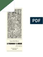 Zaffaroni - La Pachamama y El Humano